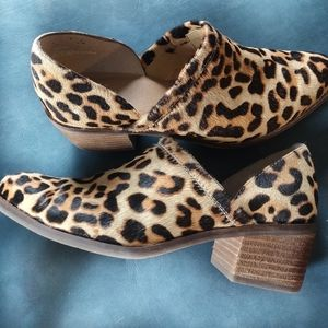Crown Vintage Shoes - Crown Vintage leopard print Morrison 6.5m